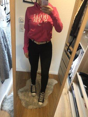 Hollister Capuchon sweater roze