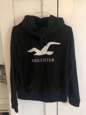 Hollister Hoodie schwarz