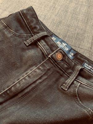 Hollister Jeans stretch noir