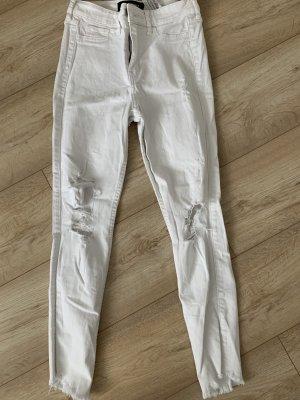 Hollister Jeans taille haute multicolore tissu mixte