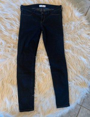 Hollister Hose Jeans dunkelblau