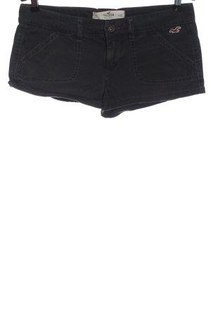 Hollister Hot Pants schwarz Casual-Look