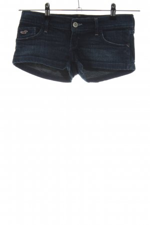 Hollister Hot Pants blau schlichter Stil