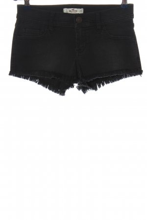 Hollister Hot Pants schwarz Casual-Look