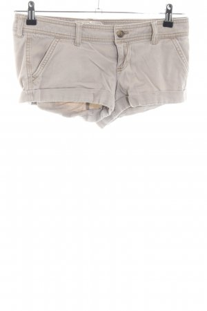 Hollister Hot Pants wollweiß Casual-Look
