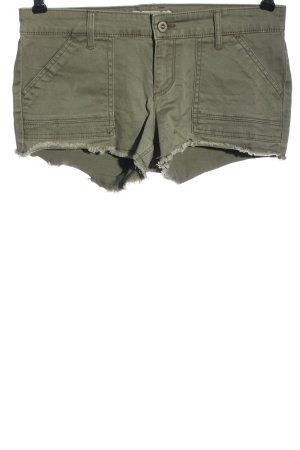 Hollister Hot Pants khaki Casual-Look