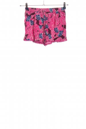 Hollister Hot pants stampa integrale stile casual