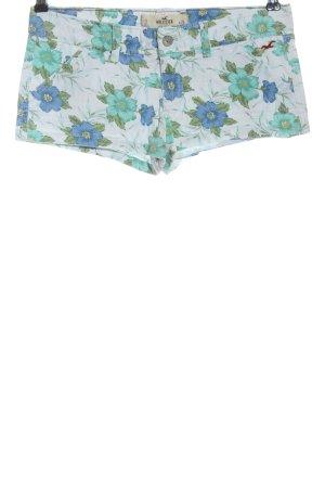 Hollister Krótkie szorty Wzór w kwiaty W stylu casual