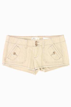 Hollister Hotpants Größe 38 braun aus Baumwolle