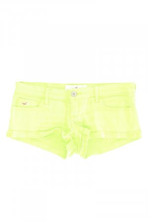 Hollister Hotpants grün Größe W26