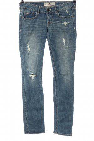 Hollister Low Rise Jeans blue casual look