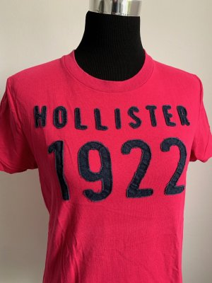 Hollister in pink ....T-Shirt
