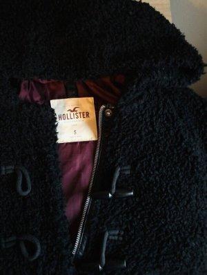 Hollister Kurtka z kapturem czarny