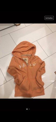 Hollister Blouse Jacket orange