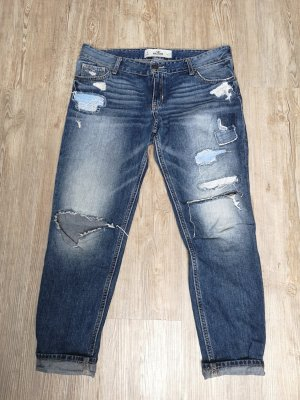 Hollister 7/8 Length Jeans multicolored