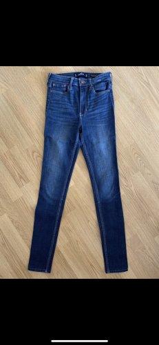 Hollister Skinny Jeans blue