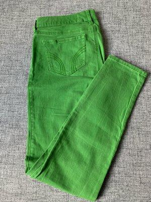 Hollister Jeans grün W27