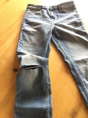 Hollister Jeans high rise super skinny