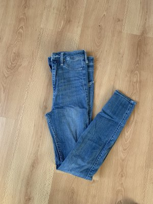 Hollister Jeans High Waisted