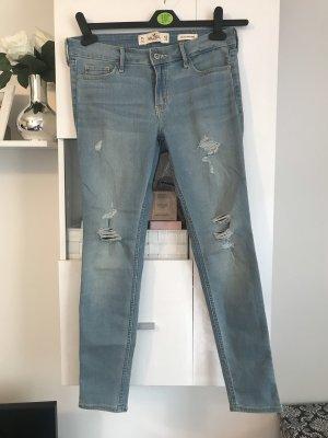 Hollister Jeans low rise Skinny w28 L28