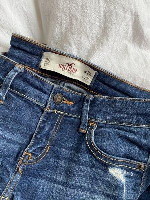 Hollister Jeans mit Cut out 0S