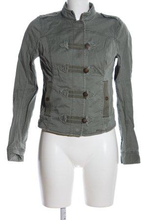 Hollister Jeansjacke khaki Casual-Look