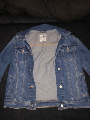Hollister Denim Jacket blue
