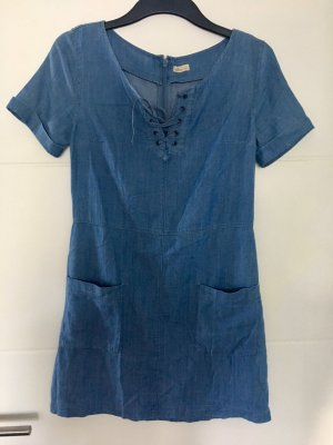 Abercrombie & Fitch Denim Dress multicolored