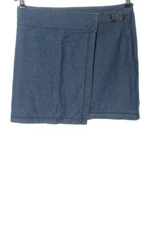 Hollister Jeansrock blau Casual-Look