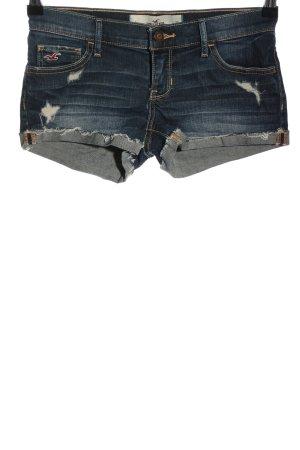 Hollister Denim Shorts blue casual look