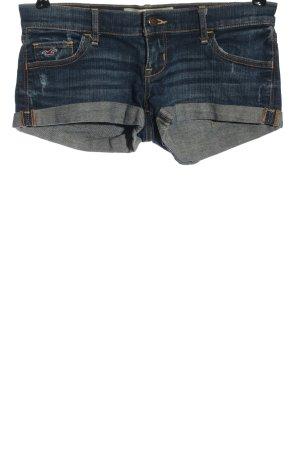 Hollister Jeansshorts blau Elegant