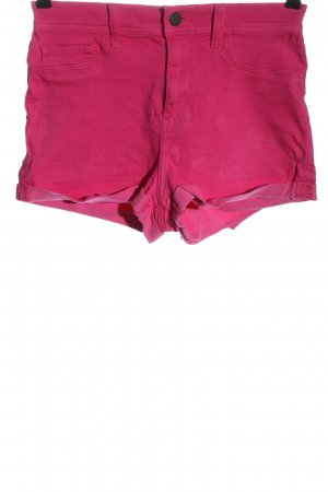 Hollister Jeansshorts pink Casual-Look