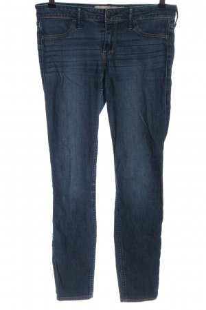 Hollister Jeggings blue casual look