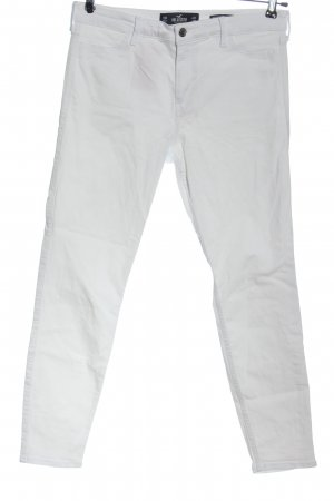 Hollister Jeggings white casual look