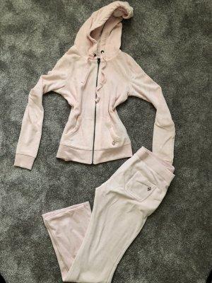 Hollister Completo sportivo rosa pallido-rosa chiaro