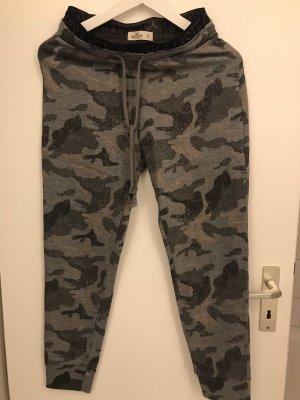 Hollister Pantalon de sport gris vert