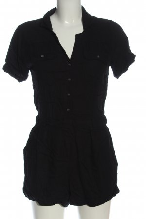 Hollister Jumpsuit black casual look