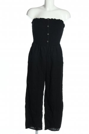 Hollister Jumpsuit schwarz Casual-Look