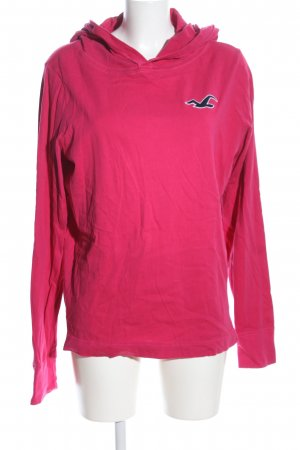 Hollister Kapuzenpullover pink Casual-Look