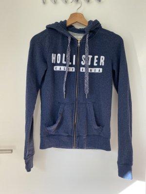 Hollister Jersey con capucha azul