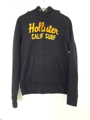 Hollister Kapuzensweater blau