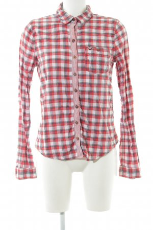 Hollister Karobluse Karomuster Casual-Look