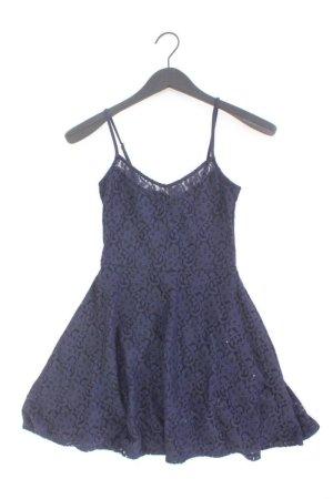 Hollister Kleid blau Größe XS