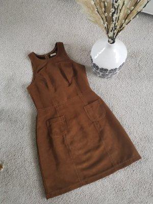 Hollister Kleid im Rauleder Look, Größe XS 34