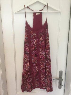 Hollister Kleid violett