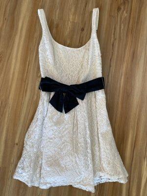 Hollister kurzes Kleid, weiß