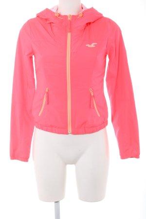 Hollister Kurzjacke pink Casual-Look