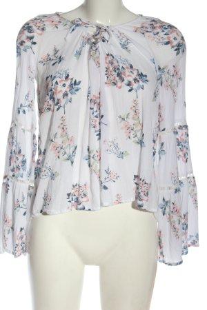Hollister Bluzka z długim rękawem Na całej powierzchni W stylu casual