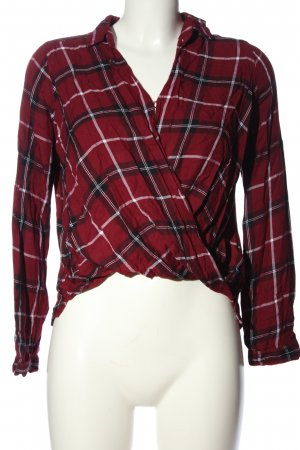 Hollister Long Sleeve Blouse allover print casual look