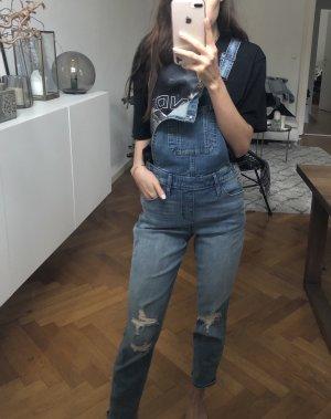 Hollister Jeans met bovenstuk korenblauw